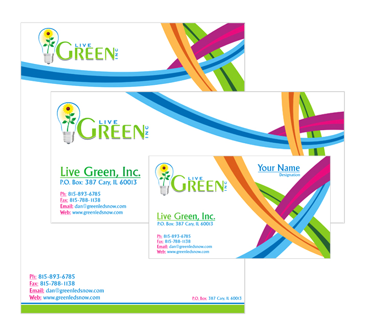 stationery design service Lahore