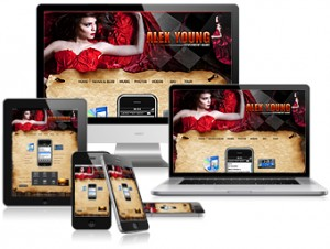 Website Homepage designs