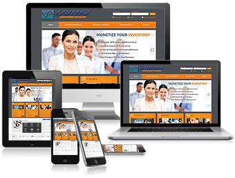 Static Website Designs