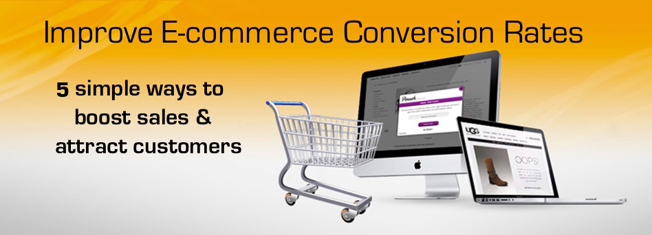 Improve Your eCommerce Site In 5 Simple Ways